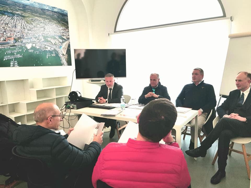 Presentazione bandi con Confcommercio Foggia, Confidi e BCC San Giovanni Rotondo