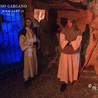 Accadde in una Grotta – Presepe Vivente negli Ipogei Capparelli 2018 (27)
