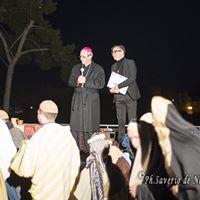 Settimana Santa in Puglia – Via Crucis al Parco Archeologico di Siponto (1)