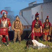 Settimana Santa in Puglia – Via Crucis al Parco Archeologico di Siponto (10)