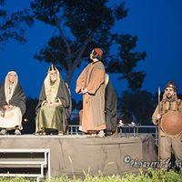 Settimana Santa in Puglia – Via Crucis al Parco Archeologico di Siponto (100)