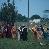 Settimana Santa in Puglia – Via Crucis al Parco Archeologico di Siponto (107)