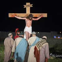 Settimana Santa in Puglia – Via Crucis al Parco Archeologico di Siponto (109)