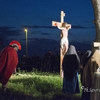 Settimana Santa in Puglia – Via Crucis al Parco Archeologico di Siponto (11)