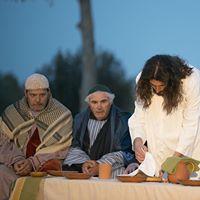 Settimana Santa in Puglia – Via Crucis al Parco Archeologico di Siponto (110)
