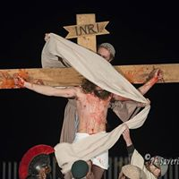 Settimana Santa in Puglia – Via Crucis al Parco Archeologico di Siponto (111)