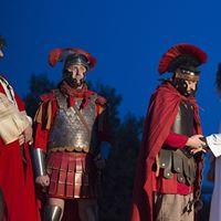Settimana Santa in Puglia – Via Crucis al Parco Archeologico di Siponto (114)