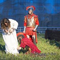 Settimana Santa in Puglia – Via Crucis al Parco Archeologico di Siponto (115)