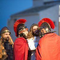 Settimana Santa in Puglia – Via Crucis al Parco Archeologico di Siponto (117)