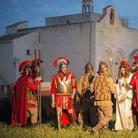 Settimana Santa in Puglia – Via Crucis al Parco Archeologico di Siponto (123)