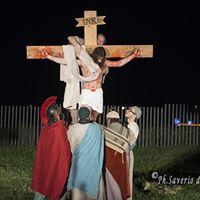 Settimana Santa in Puglia – Via Crucis al Parco Archeologico di Siponto (128)