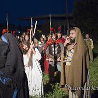 Settimana Santa in Puglia – Via Crucis al Parco Archeologico di Siponto (129)