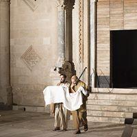 Settimana Santa in Puglia – Via Crucis al Parco Archeologico di Siponto (13)