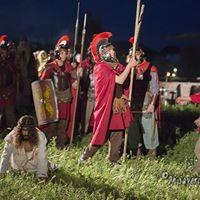 Settimana Santa in Puglia – Via Crucis al Parco Archeologico di Siponto (130)