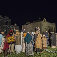 Settimana Santa in Puglia – Via Crucis al Parco Archeologico di Siponto (131)