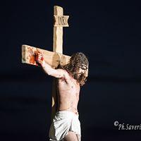 Settimana Santa in Puglia – Via Crucis al Parco Archeologico di Siponto (134)