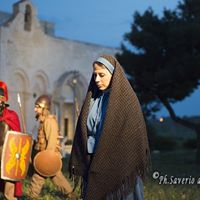 Settimana Santa in Puglia – Via Crucis al Parco Archeologico di Siponto (136)