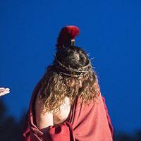 Settimana Santa in Puglia – Via Crucis al Parco Archeologico di Siponto (137)