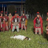 Settimana Santa in Puglia – Via Crucis al Parco Archeologico di Siponto (142)