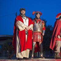 Settimana Santa in Puglia – Via Crucis al Parco Archeologico di Siponto (143)