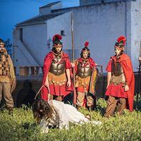Settimana Santa in Puglia – Via Crucis al Parco Archeologico di Siponto (146)