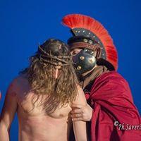 Settimana Santa in Puglia – Via Crucis al Parco Archeologico di Siponto (147)