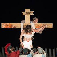 Settimana Santa in Puglia – Via Crucis al Parco Archeologico di Siponto (148)