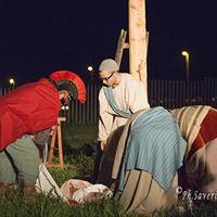 Settimana Santa in Puglia – Via Crucis al Parco Archeologico di Siponto (149)
