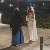 Settimana Santa in Puglia – Via Crucis al Parco Archeologico di Siponto (15)