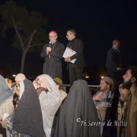 Settimana Santa in Puglia – Via Crucis al Parco Archeologico di Siponto (154)