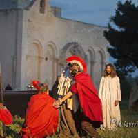 Settimana Santa in Puglia – Via Crucis al Parco Archeologico di Siponto (17)