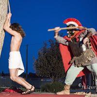 Settimana Santa in Puglia – Via Crucis al Parco Archeologico di Siponto (19)