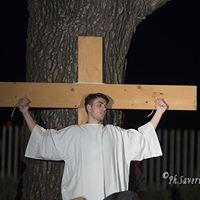Settimana Santa in Puglia – Via Crucis al Parco Archeologico di Siponto (2)