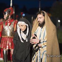 Settimana Santa in Puglia – Via Crucis al Parco Archeologico di Siponto (20)