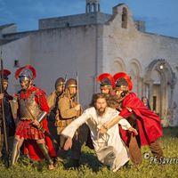 Settimana Santa in Puglia – Via Crucis al Parco Archeologico di Siponto (27)