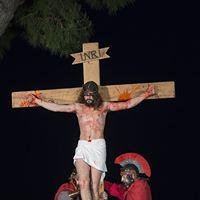 Settimana Santa in Puglia – Via Crucis al Parco Archeologico di Siponto (32)