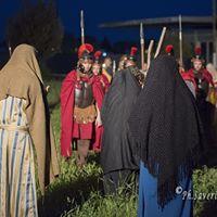 Settimana Santa in Puglia – Via Crucis al Parco Archeologico di Siponto (35)