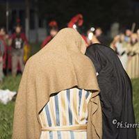 Settimana Santa in Puglia – Via Crucis al Parco Archeologico di Siponto (36)