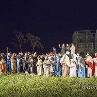 Settimana Santa in Puglia – Via Crucis al Parco Archeologico di Siponto (37)