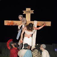 Settimana Santa in Puglia – Via Crucis al Parco Archeologico di Siponto (39)
