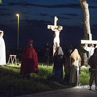 Settimana Santa in Puglia – Via Crucis al Parco Archeologico di Siponto (40)