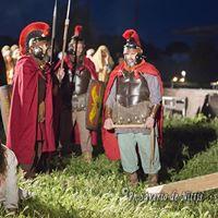 Settimana Santa in Puglia – Via Crucis al Parco Archeologico di Siponto (41)
