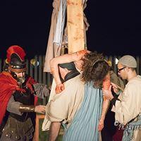 Settimana Santa in Puglia – Via Crucis al Parco Archeologico di Siponto (47)