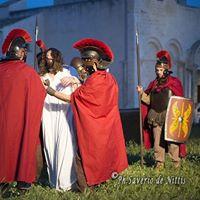 Settimana Santa in Puglia – Via Crucis al Parco Archeologico di Siponto (48)
