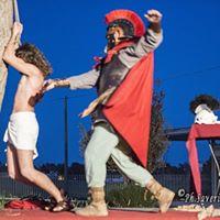 Settimana Santa in Puglia – Via Crucis al Parco Archeologico di Siponto (49)