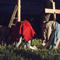 Settimana Santa in Puglia – Via Crucis al Parco Archeologico di Siponto (5)