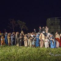Settimana Santa in Puglia – Via Crucis al Parco Archeologico di Siponto (53)