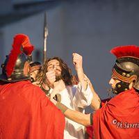 Settimana Santa in Puglia – Via Crucis al Parco Archeologico di Siponto (54)