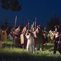 Settimana Santa in Puglia – Via Crucis al Parco Archeologico di Siponto (58)