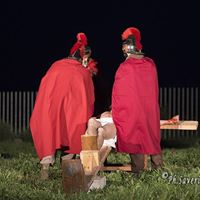 Settimana Santa in Puglia – Via Crucis al Parco Archeologico di Siponto (6)